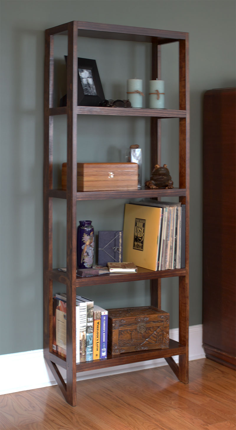 carmel products height bookcase highland mount threshold item width with trim court open combination carmelmount