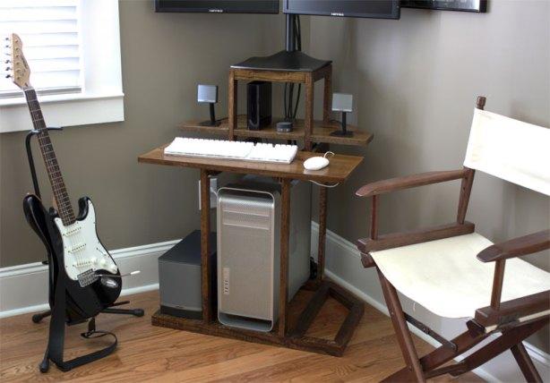 diy corner computer desk plans unhealthy02ihp