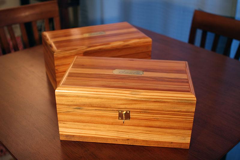 Woodworking Videos Heirloom Boxes Backyard Arbor